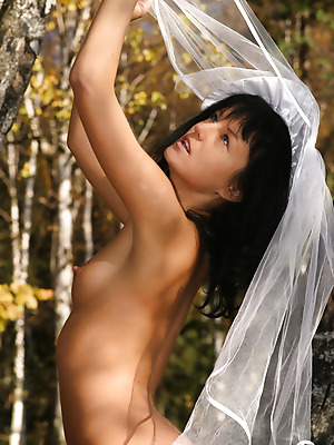 Just-Nude  Nadia  Erotic, Softcore, Russian, Bride, Model, Real