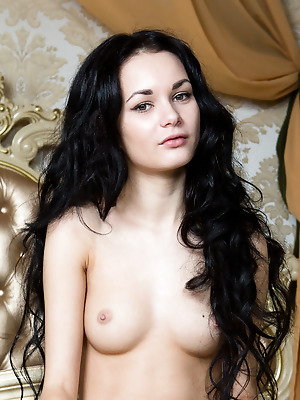 Rylsky Art  Josephine  Pussy, Erotic, French, Cute, Softcore